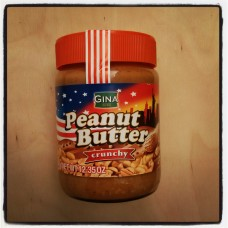 Peanut butter with crunchy