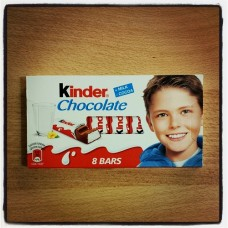 Kinder Chocolate 8 bars