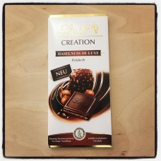 Lindt Creation Hazelnuss De Luxe Feinherb