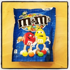 M&M's Crispy XL
