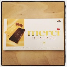 Merci Coffee & Cream, 100g