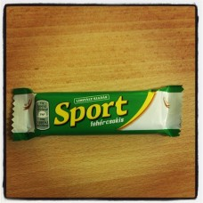 Sport szelet, white chocolate, 31g
