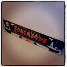 Toblerone, dark chocolate 360g