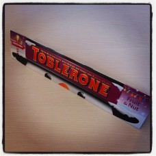 Toblerone, with raisins, 400g